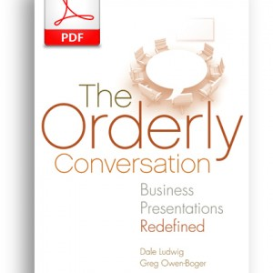 The Orderly Conversation PDF