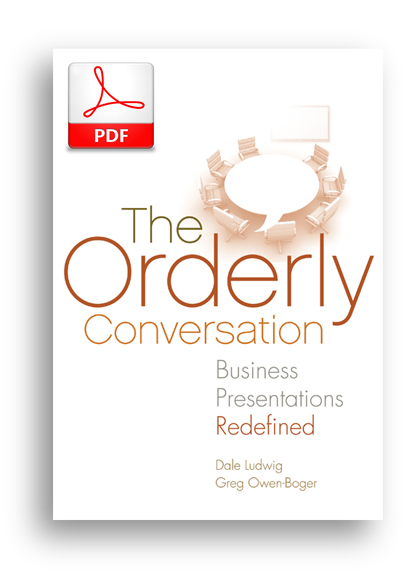 The Orderly Conversation (pdf)