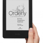 Kindle and Nook Join The Orderly Conversation Family